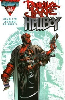 Painkiller Jane and Hellboy (1 de 1) [Dark Horse] [Comic Indie]