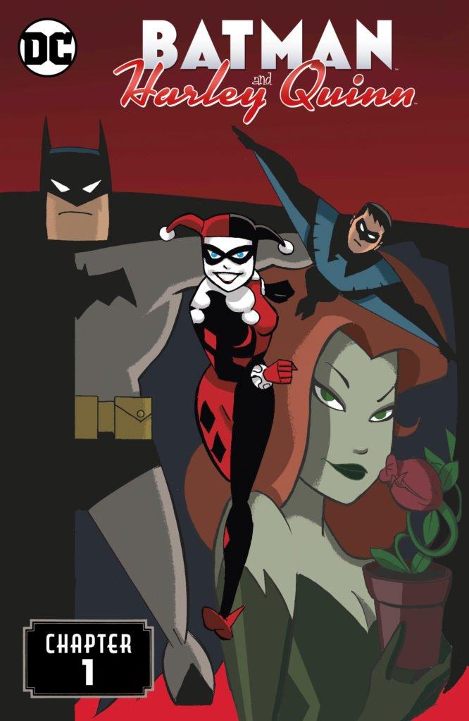 Batman and Harley Quinn Volumen 1 (7 de 7)