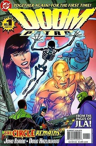 Doom Patrol Volumen 4 (18 de 18) [Young Animal]