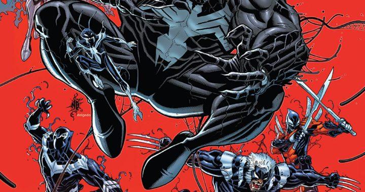 Venomverse + Tie-Ins (5 de 5) [Evento Marvel]
