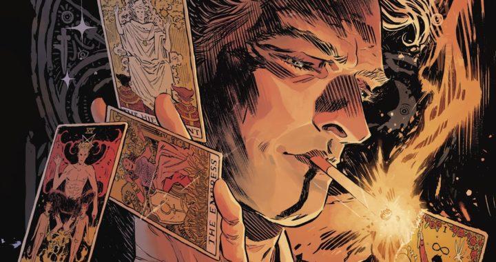 The Sandman Universe Presents: Hellblazer (1 de 1)